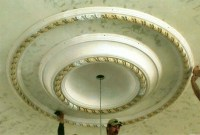 Ceiling Domes - GFRG Surface Mount Ceiling Domes by RWM ...
