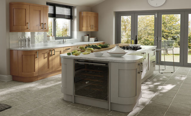 new kitchen solihull
