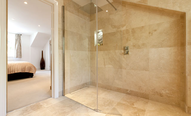 Wet room Solihull