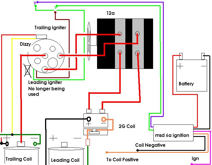 IGNITION) 2GCDFIS diagram Is this correct? - RX7Club - Mazda