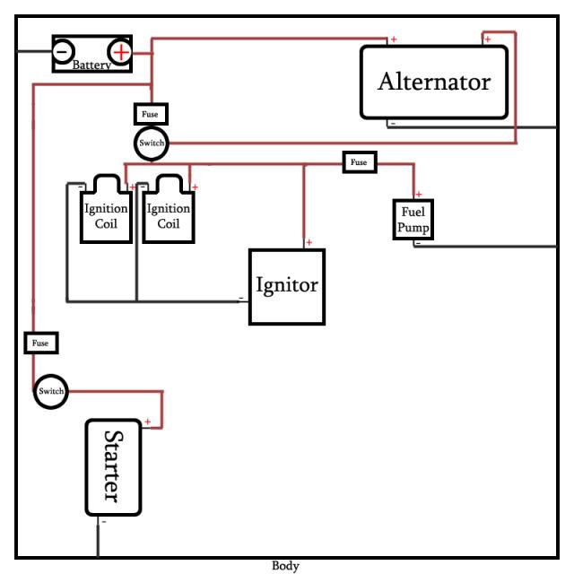 mazda 12a wiring diagram