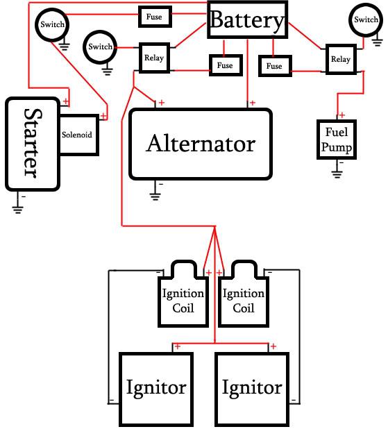 rx7 12a wiring diagram