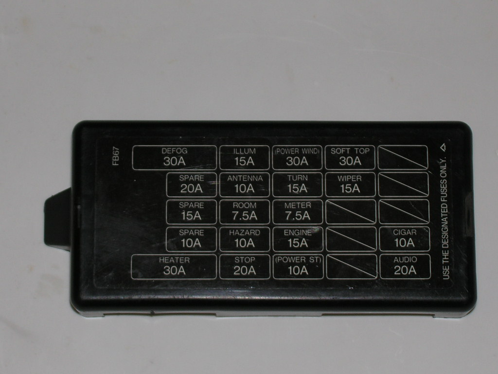 na miata fuse box 1992 22 wiring diagram images