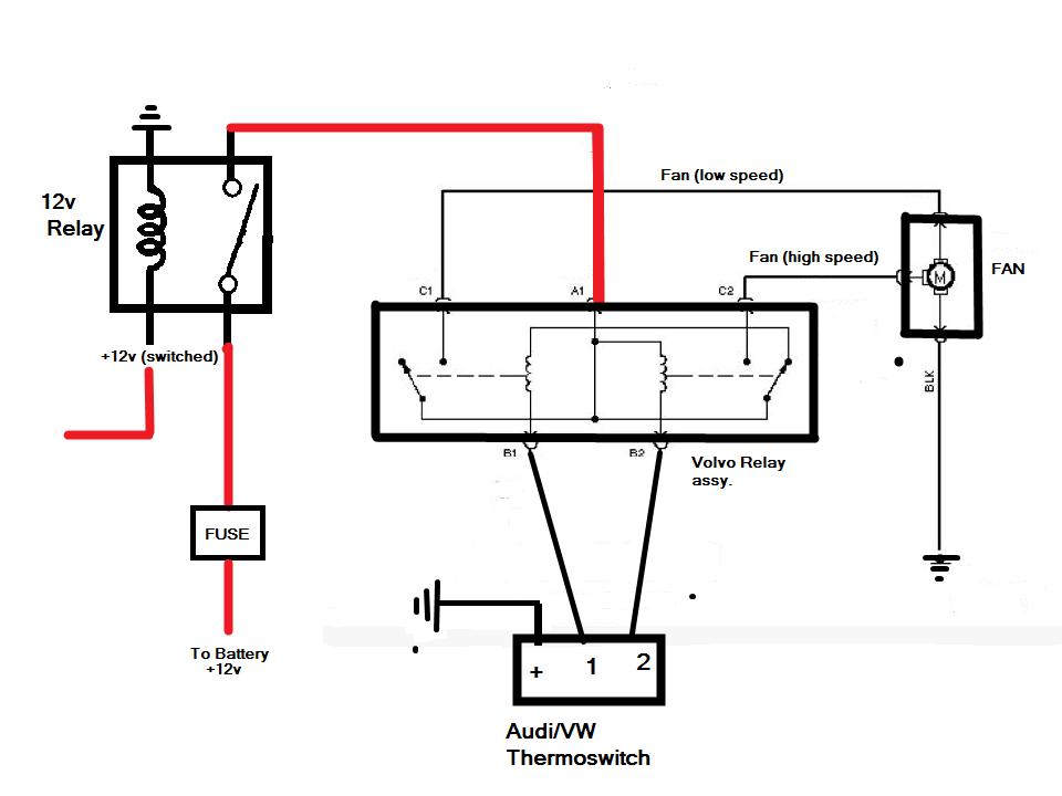 ford taurus 2speed fan wiring rx7clubcom