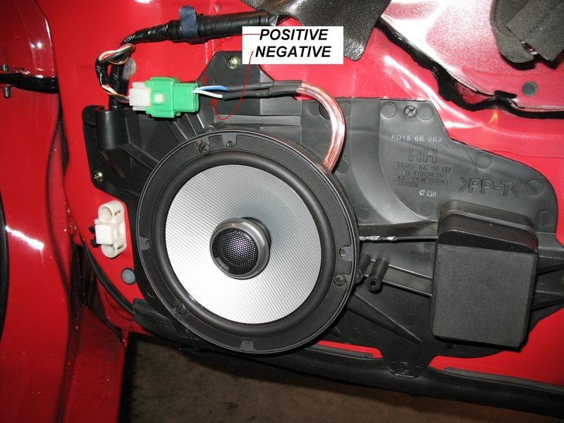 FD Non-Bose Audio System Wiring Diagram - RX7Club - Mazda RX7 Forum