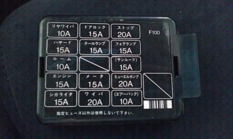 Mazda Rx7 Fuse Box Diagram Wiring Schematic Diagram