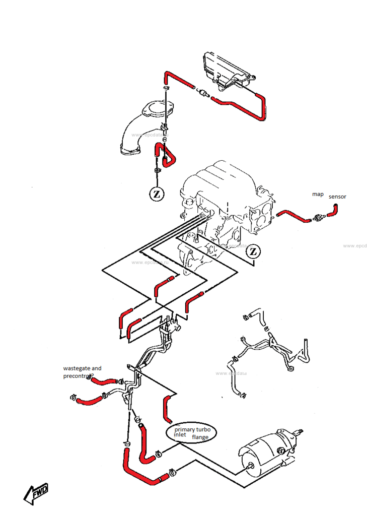 rx7 fc fuse box diagram