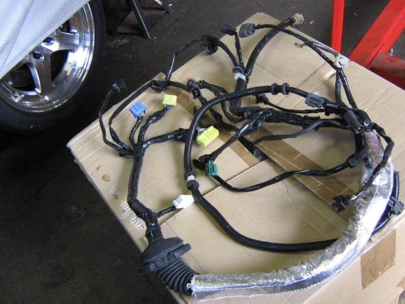 How To Single Turbo Harness - RX7Club - Mazda RX7 Forum