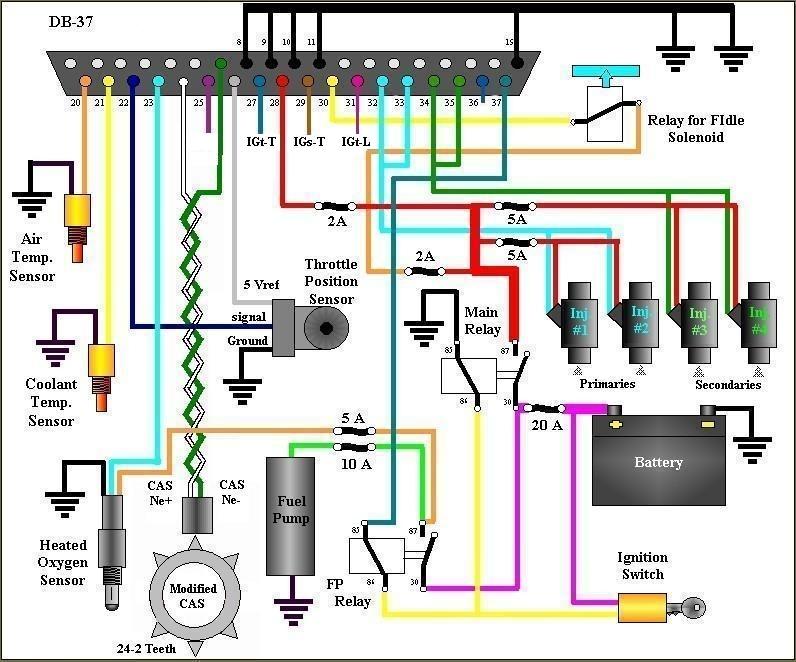 Rx7 Cas Wiring Diagram   prandofacilco