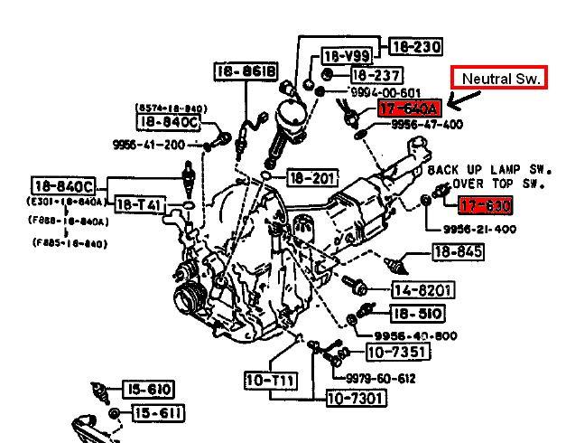 84 Mazda B2000 Fuse Box Schematic Diagram Electronic Schematic Diagram