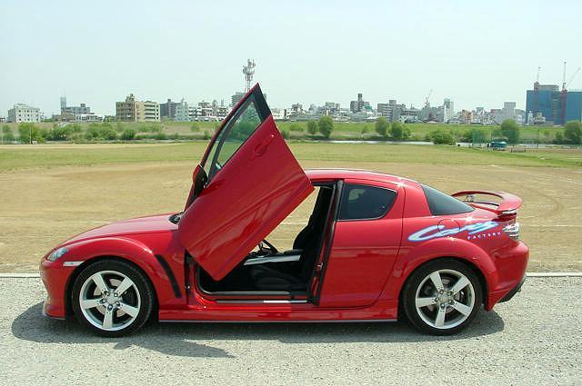 Mazda Rx8 2003 2012 & Rx8 Door - Sanfranciscolife