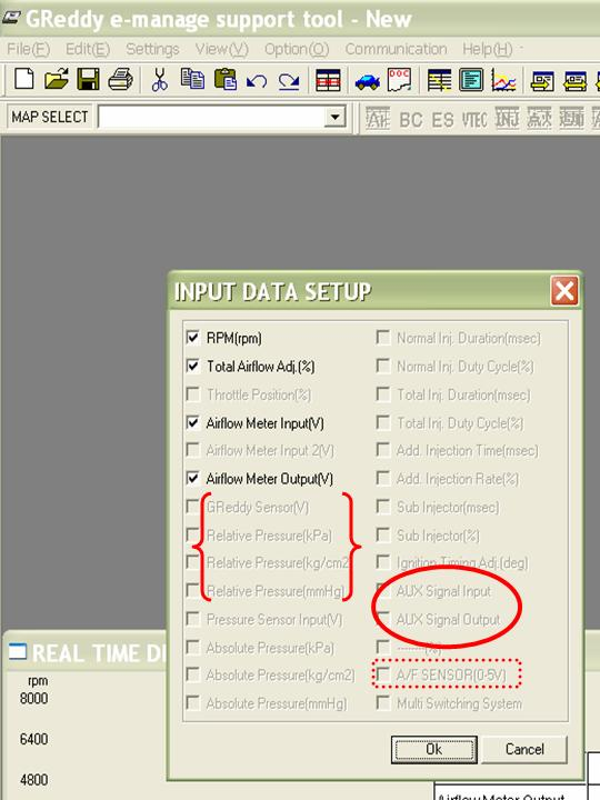 DIY Datalogging AFR in the eManage (blue) Support Tool - RX8Club