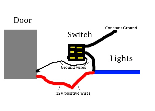 3 way toggle switch wiring diagram 12v