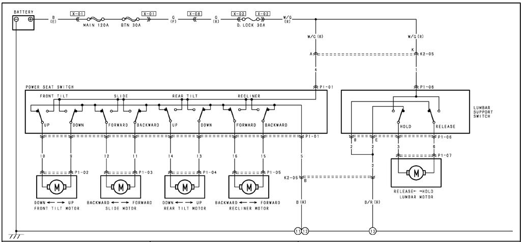Heated Seat Wiring Diagram Porsche - Wwwcaseistore \u2022