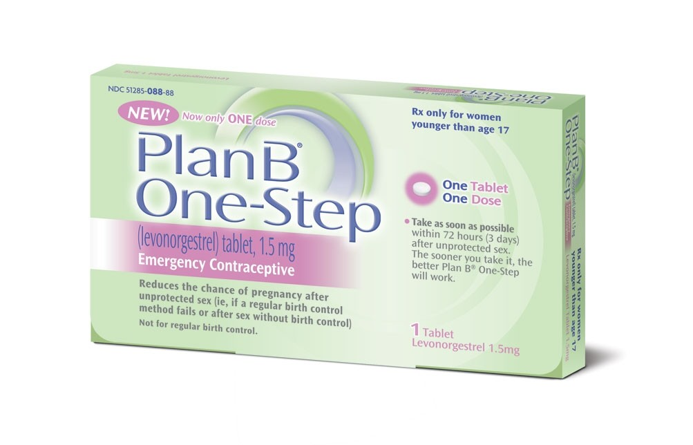 plan b pill and birth control