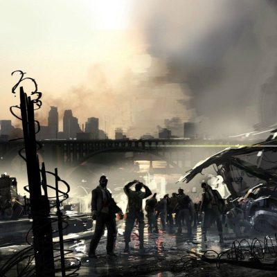 10 Latest Post Zombie Apocalypse Wallpaper FULL HD 1080p For PC Background