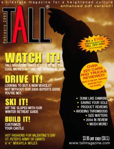 tall magazine feb 2005