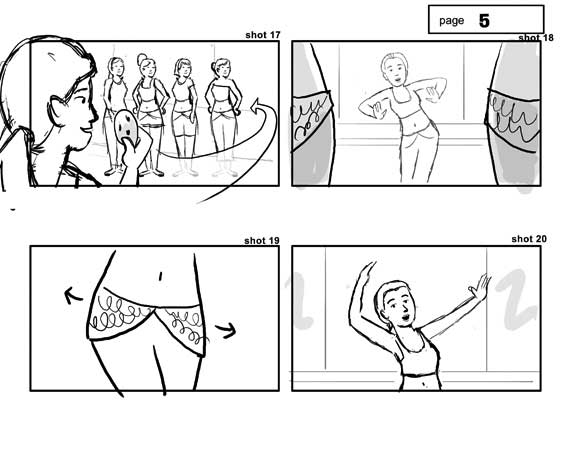 Commercial Storyboards Ryan Sias - commercial storyboards