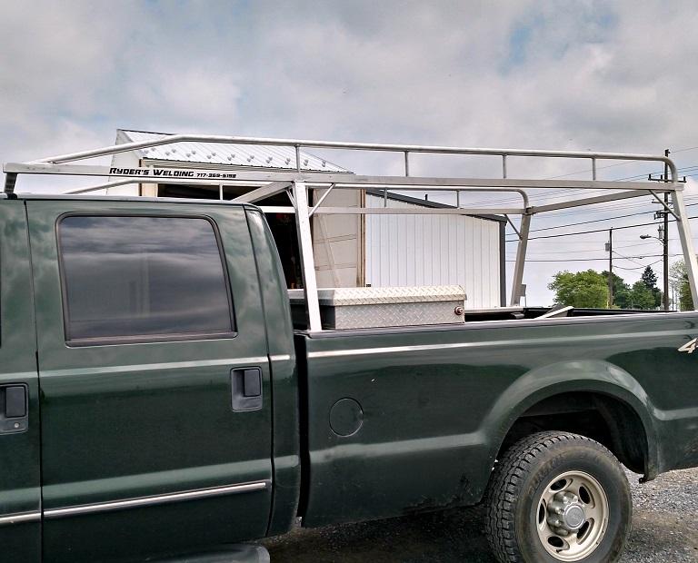 Ladder Rack Ryder39s Welding