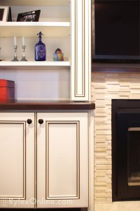 Fireplace Surround | Rockland County, NY | Rylex Custom ...