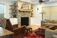 Fireplace Surround Cabinets | Putnam Valley | Rylex Custom ...