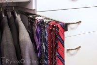 Diy Tie Rack Plans - DIY Design Ideas