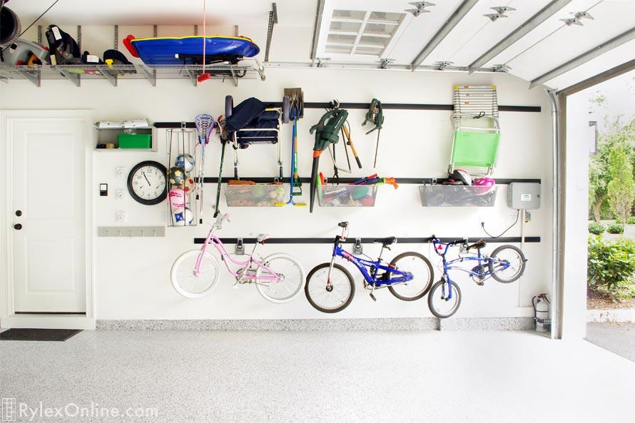 Fast Trackr Garage Storage System Hyde Park Ny Rylex