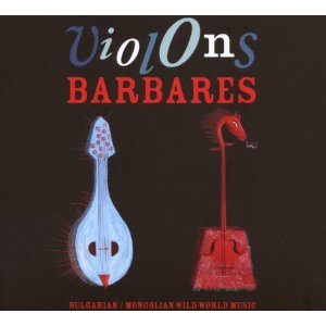 VIOLONS BARBARES - CD