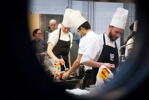 Food Photography: Hotel og Restaurationsskolen