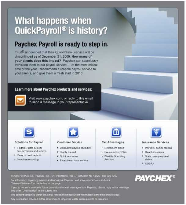 QuickBooks Payroll Alive And Well - Sage 100