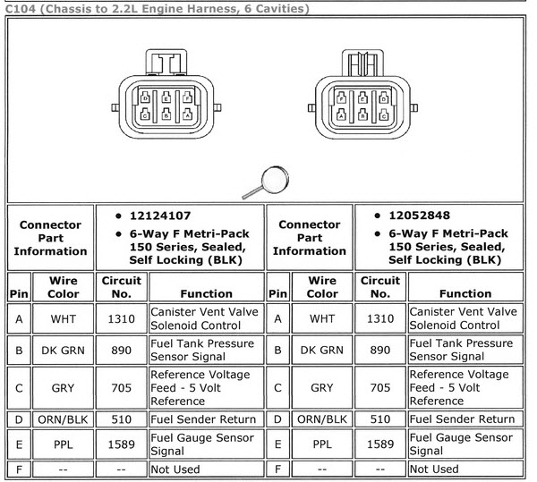 1998 S10 Wiring Harness Wiring Diagram