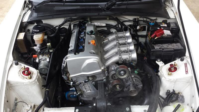 BYP Racing K24 swapped S2000 - Page 4 - S2KI Honda S2000 Forums