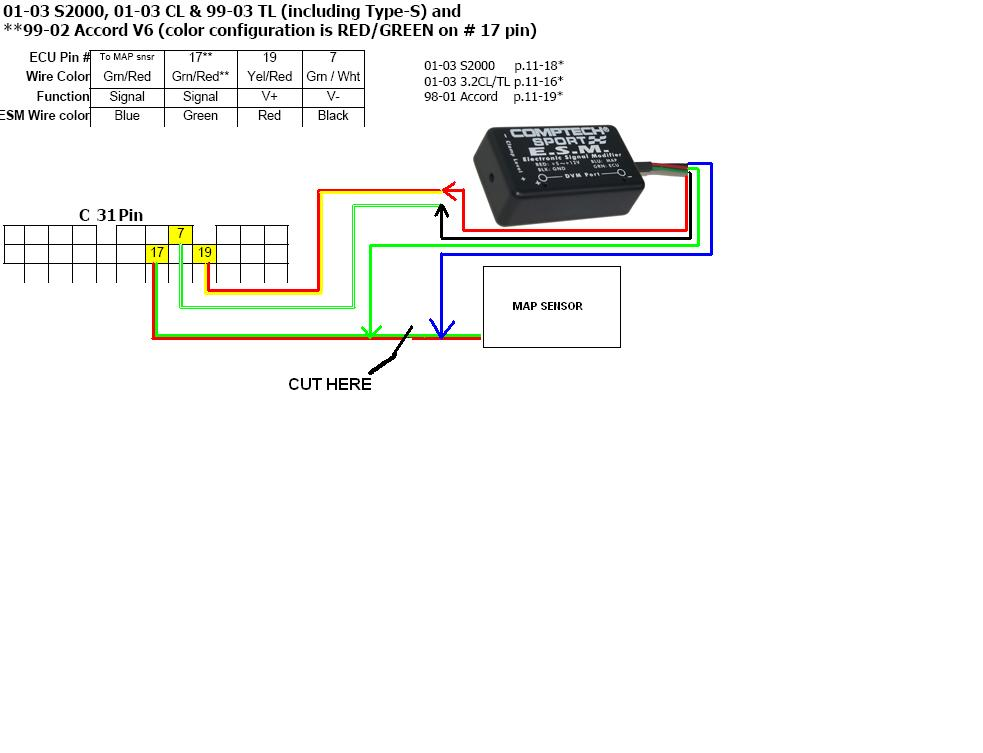 comptech esm wiring - S2KI Honda S2000 Forums