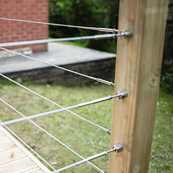Wire Balustrade Kits Surface Mount S3i Group