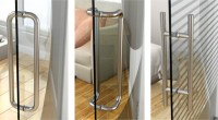 Stainless Steel Glass Door Handles | S3i Group