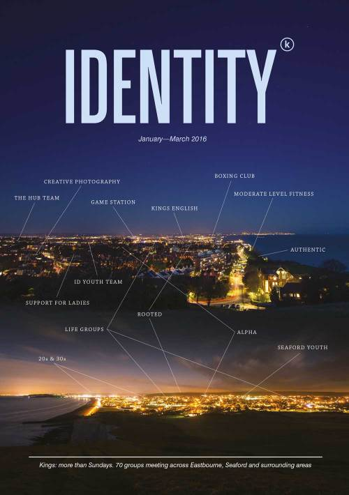 Identity Magazine Issue 1