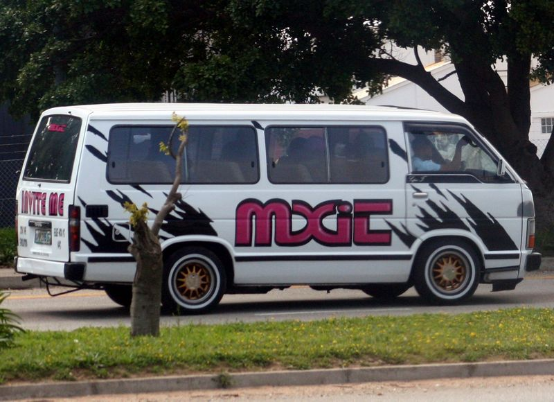 Photos of Mini Bus Taxis in South Africa - Page 2