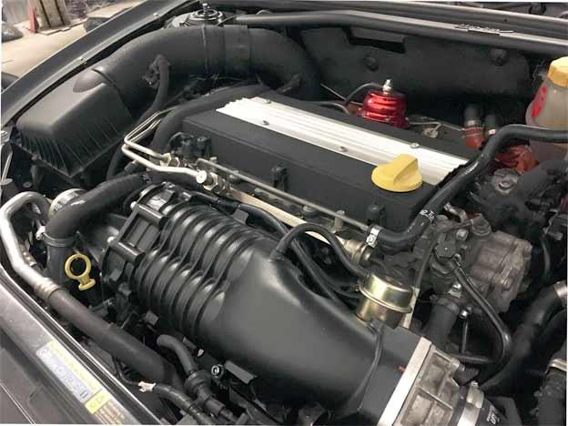 For Sale Rarest, fastest Hirsch Performance Saab 9-3 Convertible