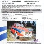 Ex Robert Holmberg HFT-691 FIAPass