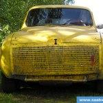 Saab 96 Rally-Cross Per Eklund?