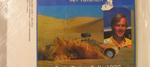 Ari Vatanen Peugeot Paris_Dakar kalvo
