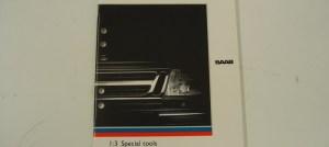 Saab special tools 1992 001