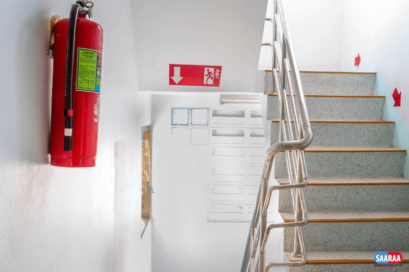 Fire Emergency And Evacuation Plan Template Fire Escape Plan