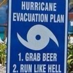 Hurricane evacplan