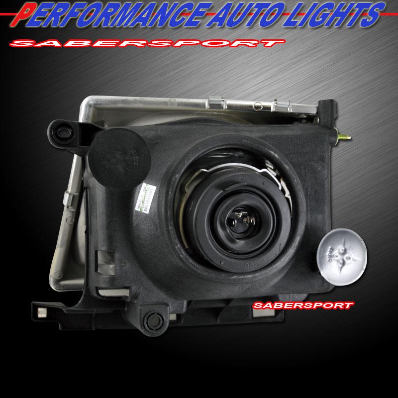 98 toyota tacoma euro headlights