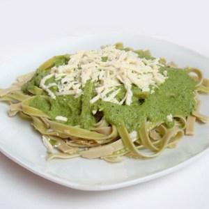 Fetucchini al Pesto