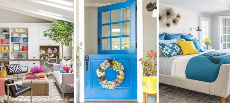 HGTV Magazine: An Inside Look into Sabrina's Home