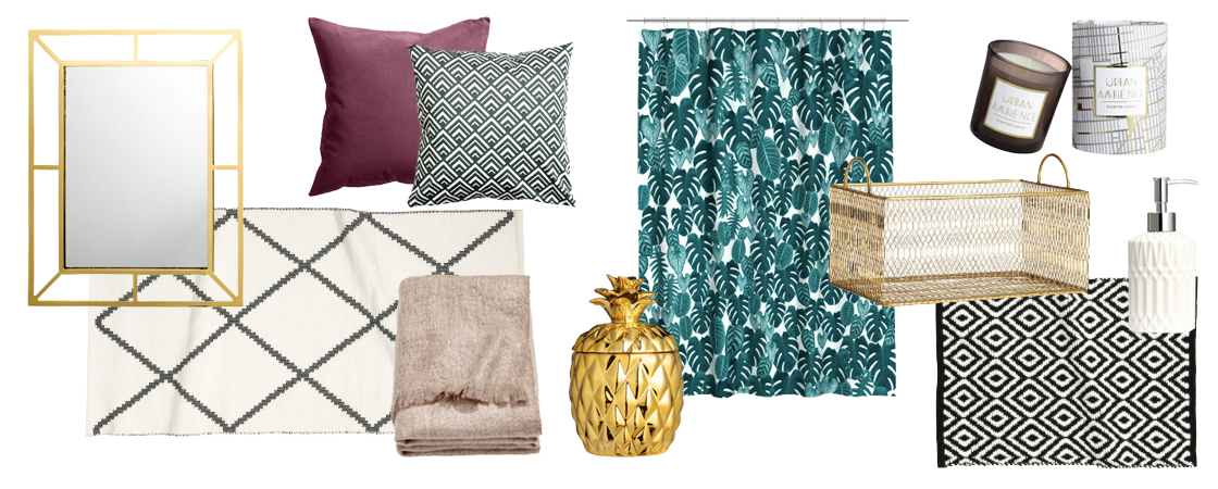 H&M Home Roundup