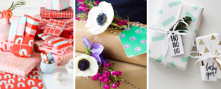 5 Ways to Personalize Gift Wrapping
