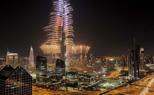 Dubai New Year Packages 2020 New Years Eve Parties Tour Packages